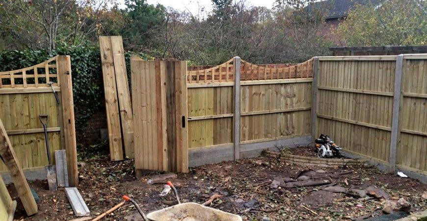 Closeboard Fencing Company Service
