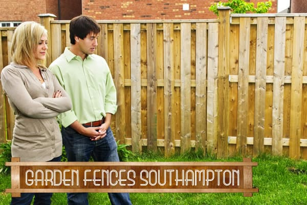 Fence Repairs by Garden Fences Southampton
