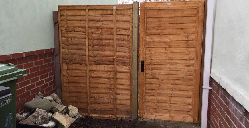 Fence Repair Company Service