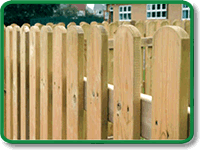 Picket Fencing Cottage Example
