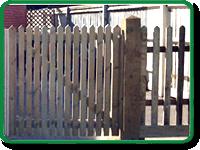 Picket Fencing Example