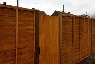 Panel Board & Decorative Fencing Company Service