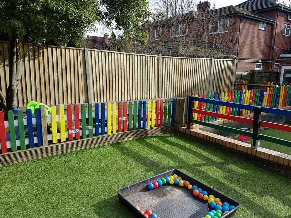 Closeboard Fencing Project for Pixies Day Nursery in Woolston, Southampton