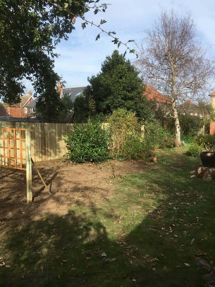 6ft Closeboard Timber Posts Hamble Job